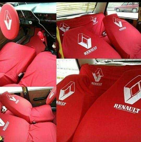 Renault Servis Kılıfı Paketi ÖN ARKA KILIF