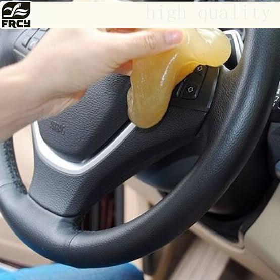 Sihirli Oto Jel Macun Temizleme Silika Jel Yüksek Teknoloji Araba Ev Toz Detaylandırma Temizlik Tutkal
