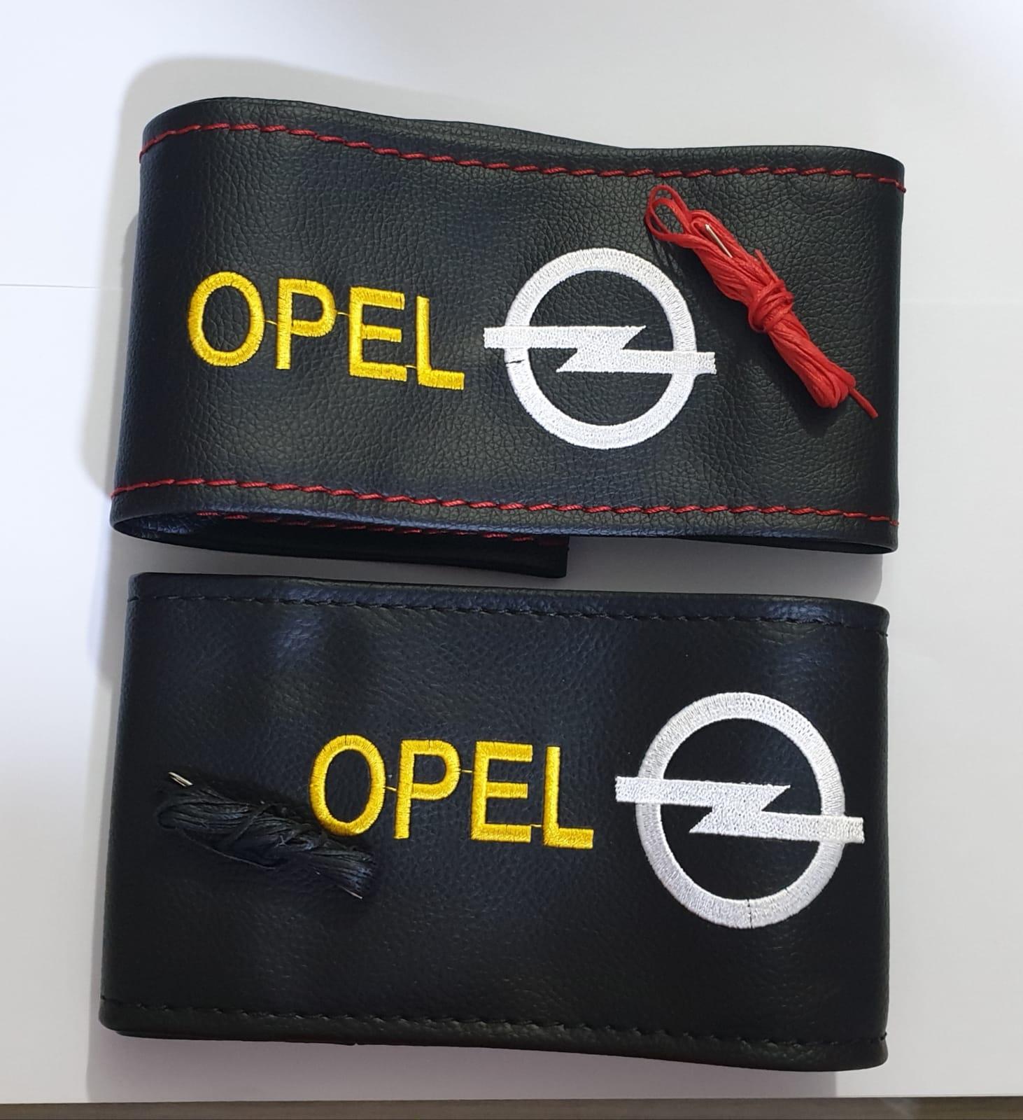 Opel Nakışlı Oto Dikme Direksiyon Kılıfı Dikişli ipli