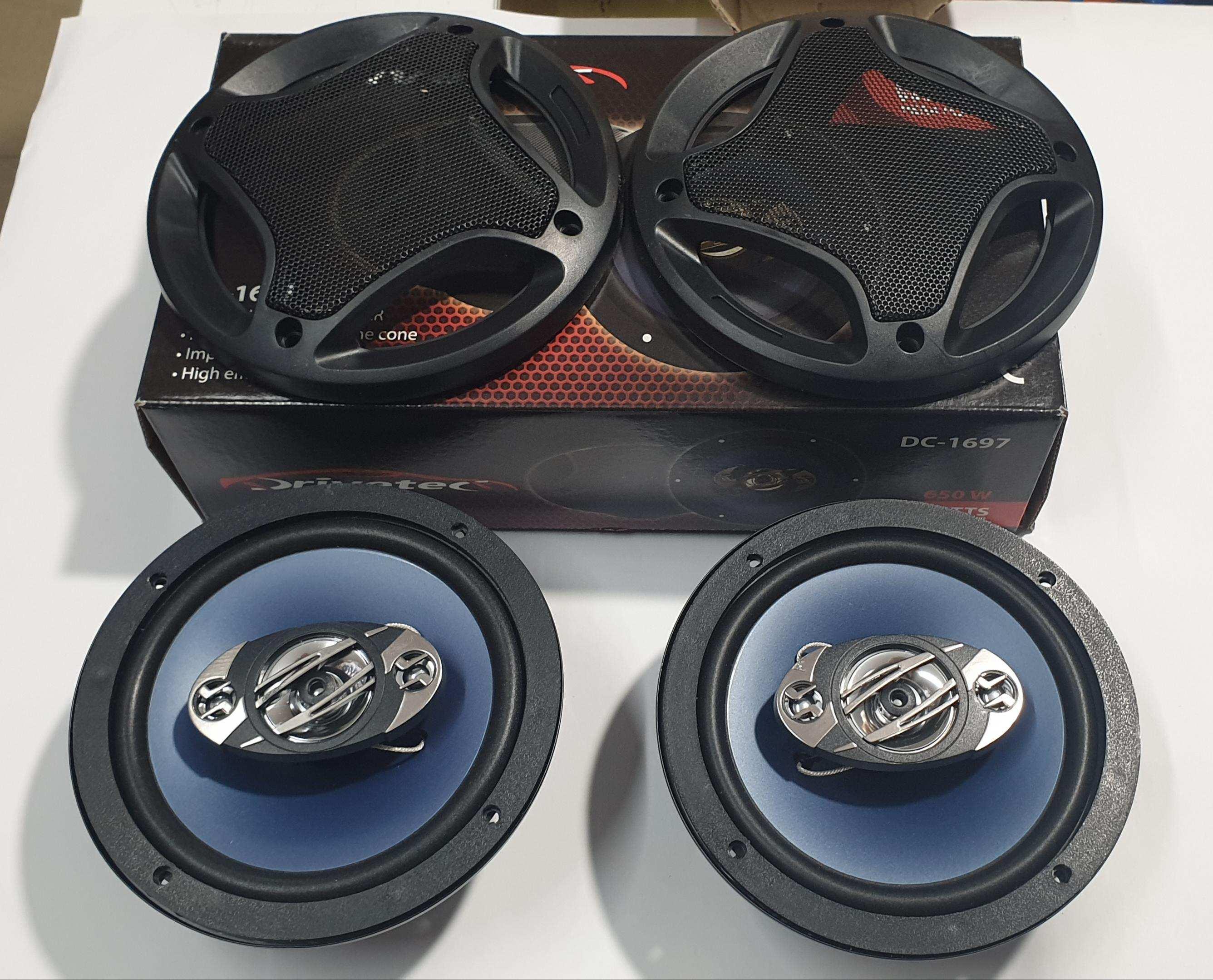Drivetec Oto Hoparlör Çeşitleri Yüksek Kalite Uygun Fiyat 10-13-16 cm