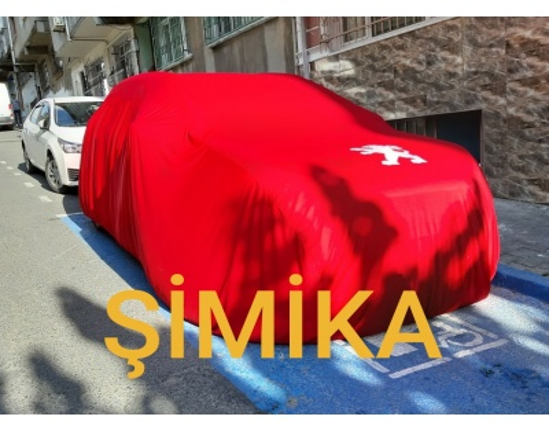 SUV Araç Brandası Kumaş uzun ömürlü Suv jeep Tüğlenmez
