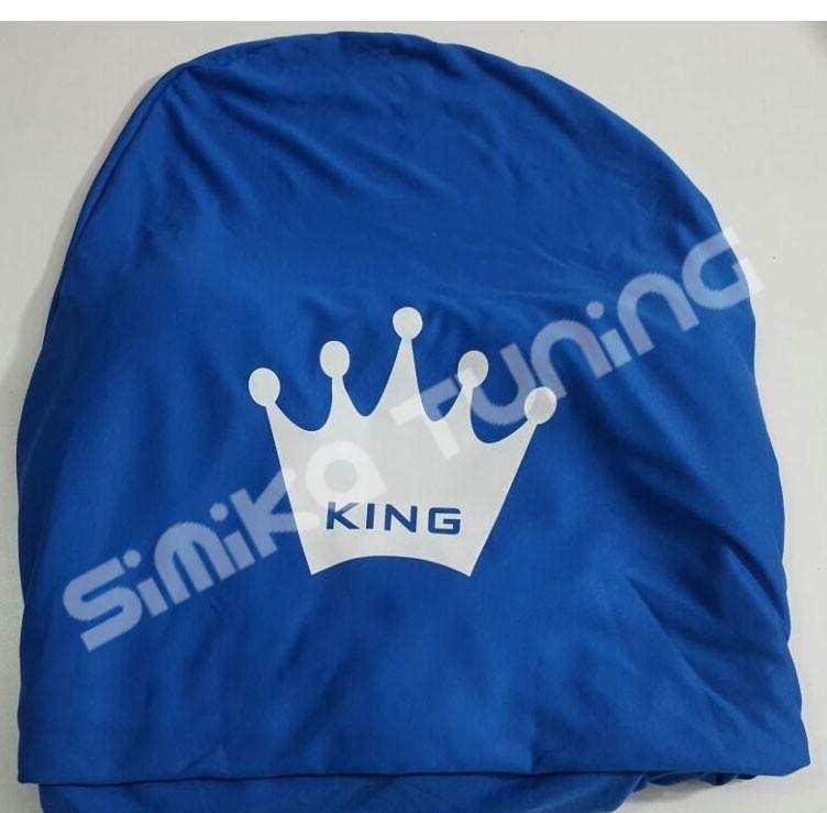 KING KRAL TAÇ ÖN ARKA KOLTUK SERVIS KILIFI 8 RENK 20 PARÇA MEVCU