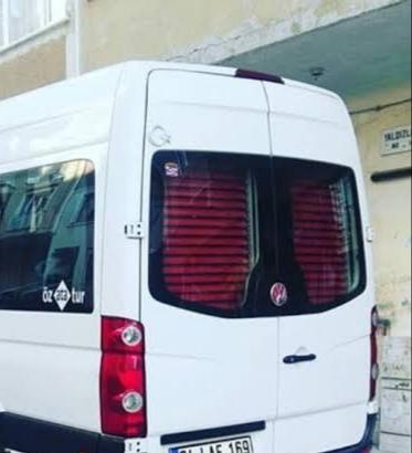 SPRINTER VW MERCEDES FİAT ARAÇ SERVİS ARKA CAM PERDE JALUZİ TİCARİ RENK ÇEŞİDİ