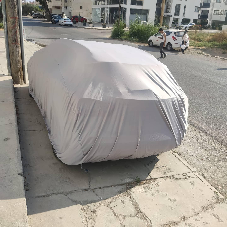 ARAÇ KUMAŞ  BRANDA SEDAN-HB-SUV-JEEP 9 RENK