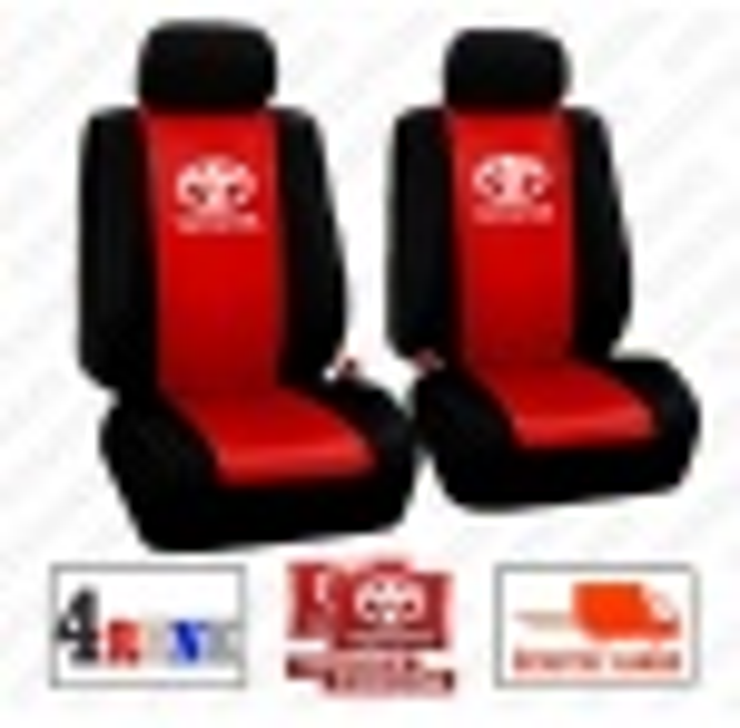 Toyota Oto Koltuk Kılıfı Set KUMAŞ +2 Lİ YASTIK 2 Lİ KEMER HEDİYE MODEL SEÇİNİZ TÜM ARAÇLAR